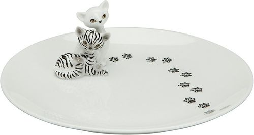 Teller Zebra Kitty