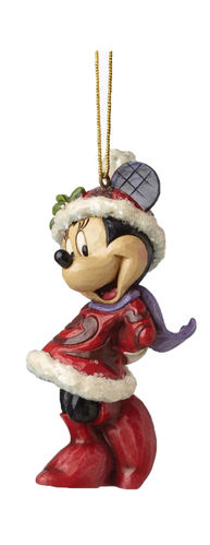 Minnie Weihnacht Figure