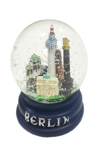 Snowglobe - mix colour - medium sized