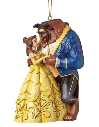 Beauty and the Beast- Hanging Ornament