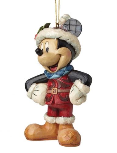Sugar Coated Mickey Mouse - Hanging Ornament