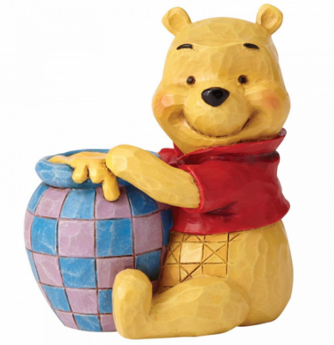 Winnie the Pooh with Honey