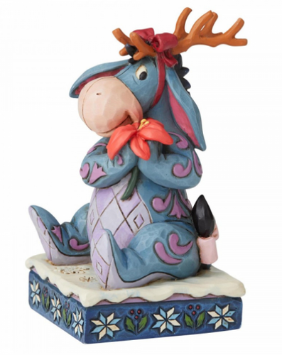 Winter Wonders (Eeyore Christmas Figurine)