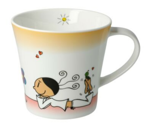 Wonderful - Mug The little Yogi