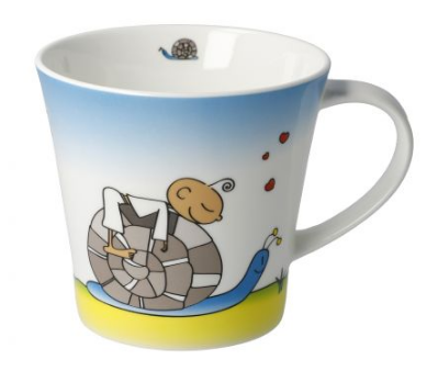 Places For Rest - Mug The little Yogi