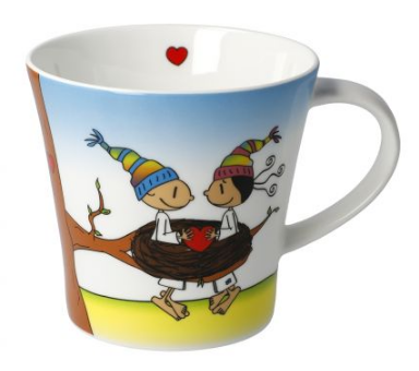 Happiness is time - Mug - The little Yogi